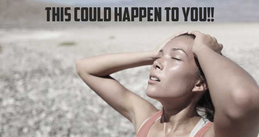 This could happen to you!!