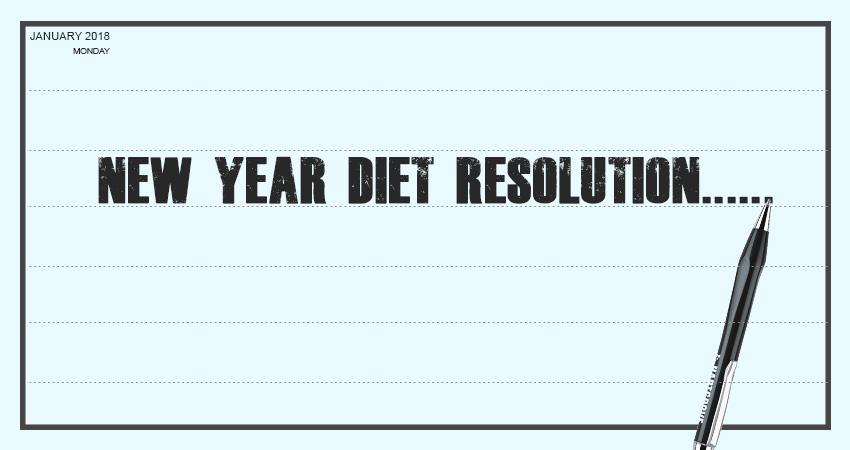 New Year Diet Resolution